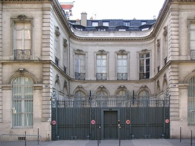 2.) Wildenstein Institute - Paris, France