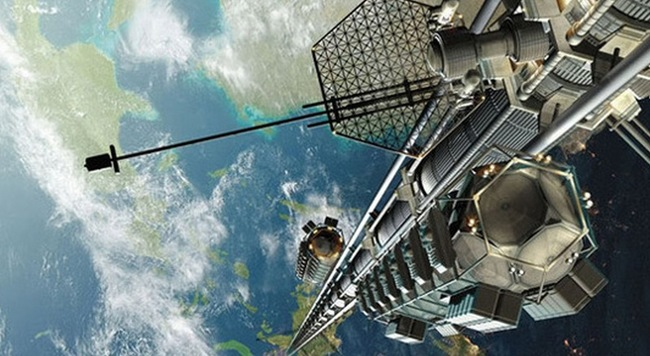 6.) Space Elevator: Investors are currently seeking funding to build the world's first space elevator that would take you to a station 60,000 miles above earth. It's still unclear if the space elevator would place space elevator music, but after an estimated 7 days of travel  time, it better have some variety.