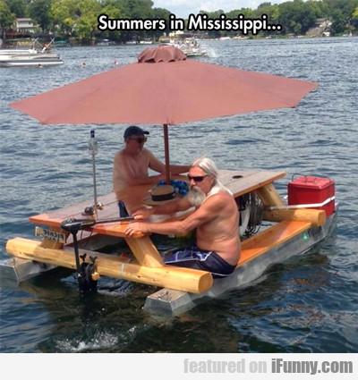 Summer In Mississippi...
