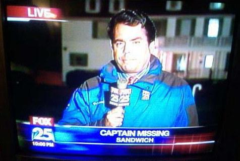 1.) Greetings Mr. Sandwich.