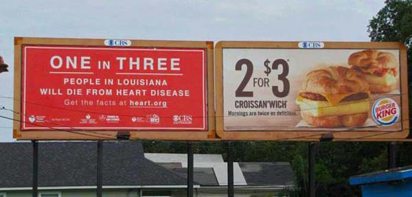8.) Wow, heart issues are really cheap nowadays.