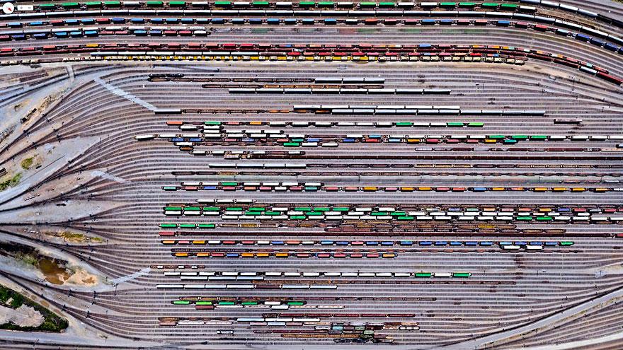 Inman Yard, Atlanta, Georgia, USA