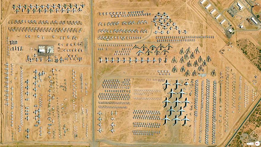 309th Aerospace Maintenance and Regeneration Group Tucson, Arizona, USA