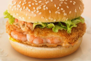 3.) McDonald's Filet O'Shrimp.