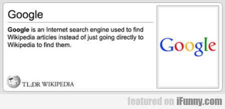 Google Is An Internet Search Engine Used To Find..