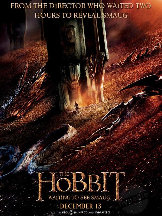 """3.) """"The Hobbit."""""""