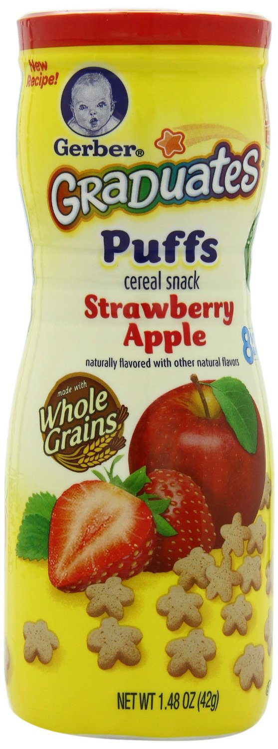 5.) Looking for a low calorie snack? These Puffs can really hit the spot.