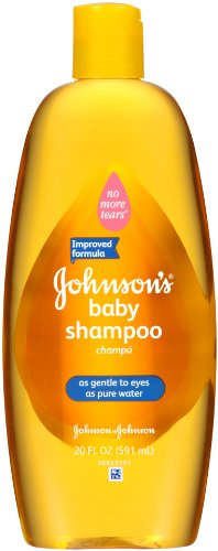 13.) Safely wash your more delicate fabrics with baby shampoo.