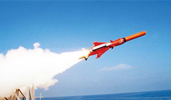 5.) Accidentally launching a missile at yourself (HMS Trinidad).