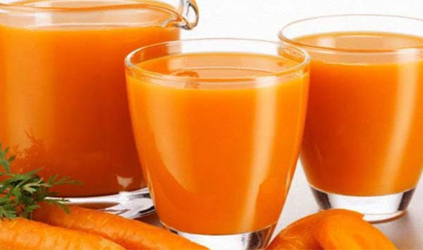 1.) Overdosing on carrot juice (Basil Brown in 1974).