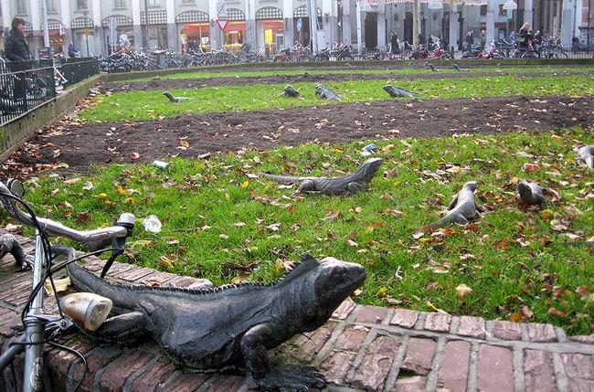 9.) Iguana Park (Amsterdam, The Netherlands)