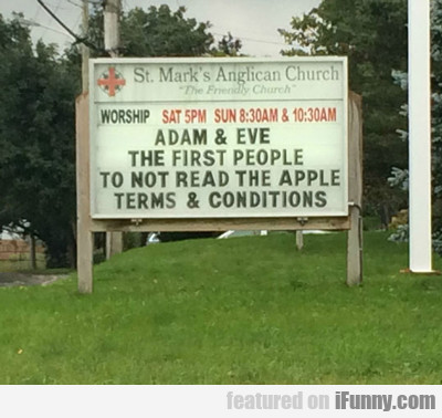 Adam And Eve The First People To...