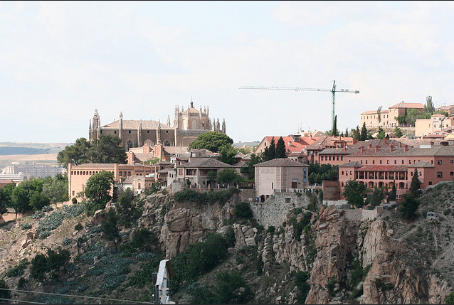1.) Toledo, Spain