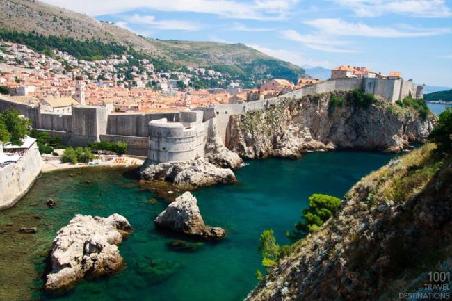 4.) Dubrovnik, Croatia