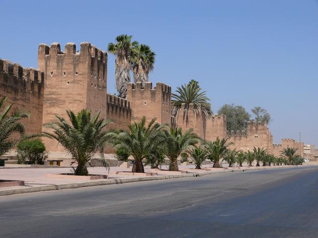 5.) Taroudant, Morocco