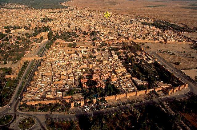 "Taroudant is known as the ""Grandmother of Marrakech"" because it was used in the 16th century as the Saadi dynasty's capital before Marrakech. The city's walls and mosque date to 1528, and today it boasts a number of Berber and Arab souks selling all kinds of goods."