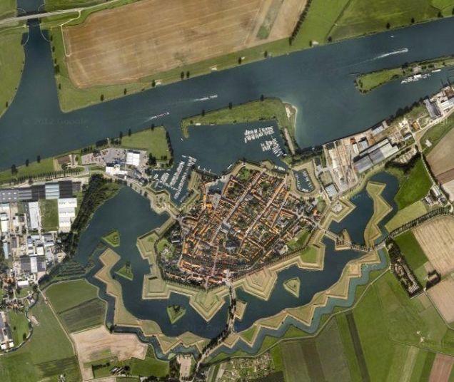 10.) Heusden, Netherlands