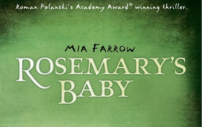 9.) Rosemary's Baby (1968): Producer of the film William Castle got a hate-filled letter before filming of the movie that prophesied he would die of a horrible illness. He did. A year after the release of the film, Polanski's wife Sharon Tate was murdered by the Manson family while pregnant with Polanski's first child.