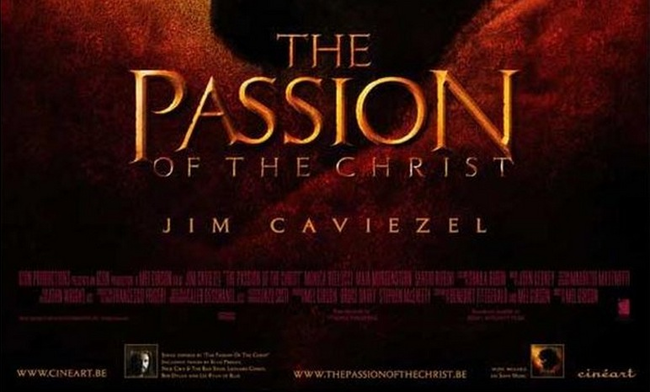 6.) The Passion Of The Christ: Both star, James Caviezel and assistant director Jan Michelini got struck by lightning during filming (Michelini was hit during two separate storms!).