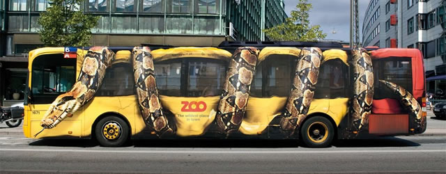 7.) The Copenhagen Zoo, suggesting a fun day with the animals.