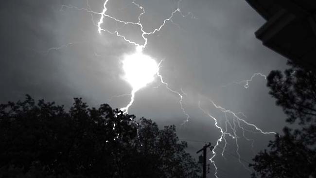 5.) Ball Lightning.