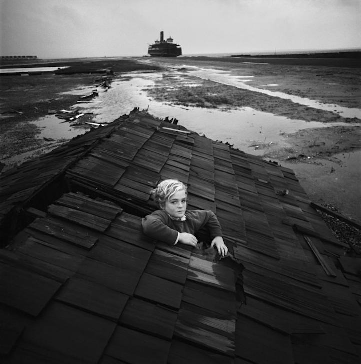12.) Little Boy Stranded