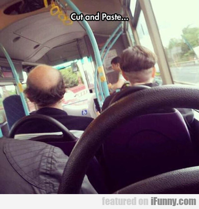 Cut And Paste...