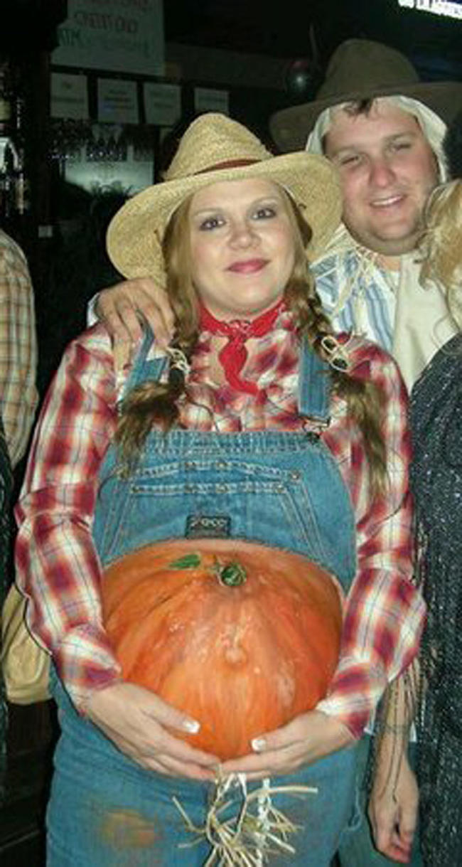 10.) Pumpkin Farmer