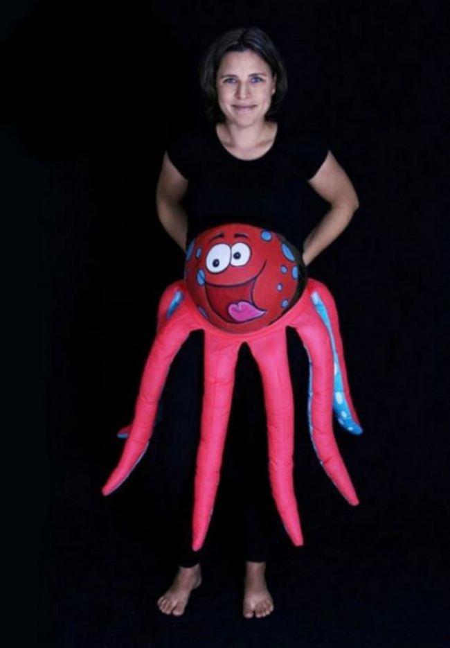 15.) Octopus