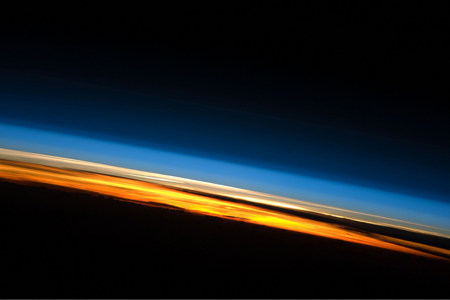 4.) The Earth's Stratosphere