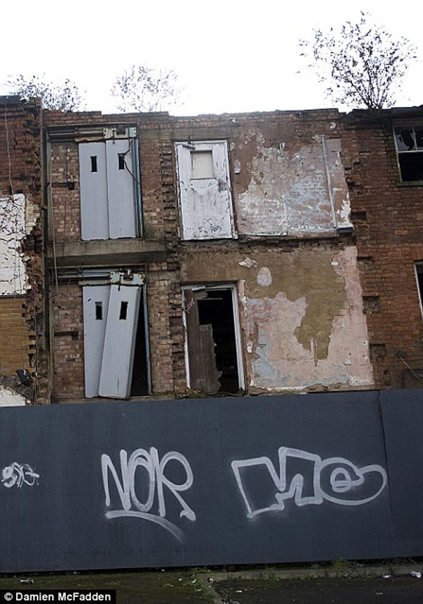 There have been plans to demolish the site, but have since been abandoned.