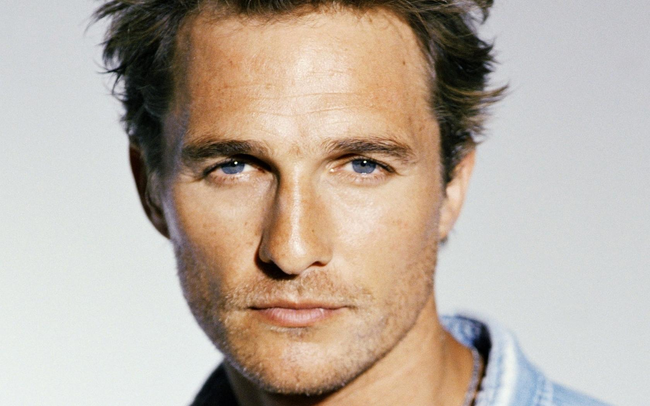 1.) Mr. McConaughey intended to be a lawyer before he got his start in acting.