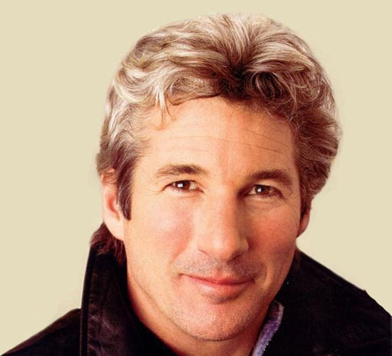 11.) Before Richard Gere was wooing pretty women, he went to college on a scholarship for gymnastics.