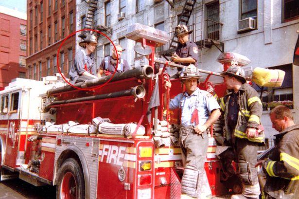 7.) Steve Buschemi was an active firefighter before he got his big break.