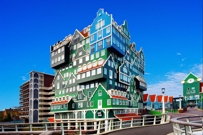 The Inntel Hotel, Amsterdam Zaandam the Netherlands
